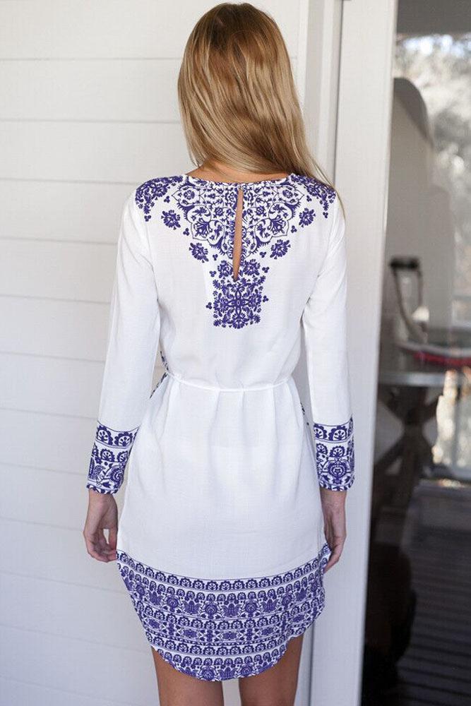 Porcelain Princess Dress