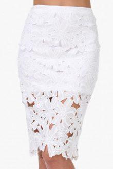 White Hook Crochet