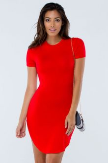 Red Chic Bodycon