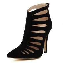 Hollow Out Stiletto