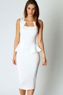 Abi Neck Detail Sleeveless