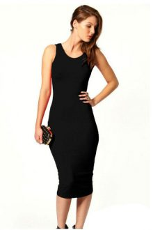 Elegant Slim Backless