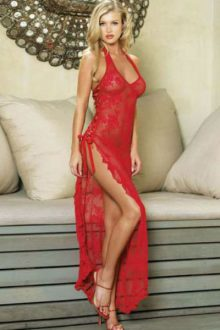 Lace Naughty Gown