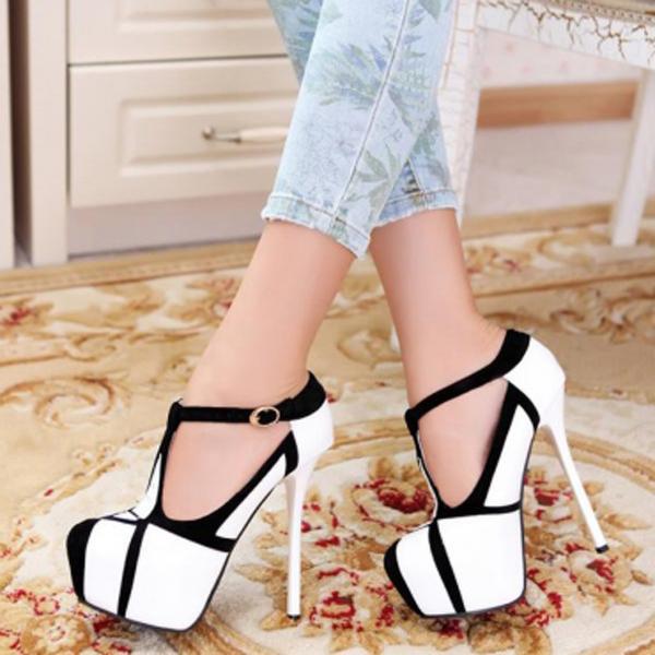 Toe Stiletto High Heel