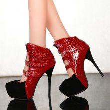 Basic Red Stiletto