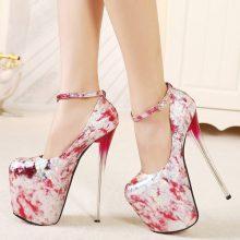 Ankle Strap Stiletto
