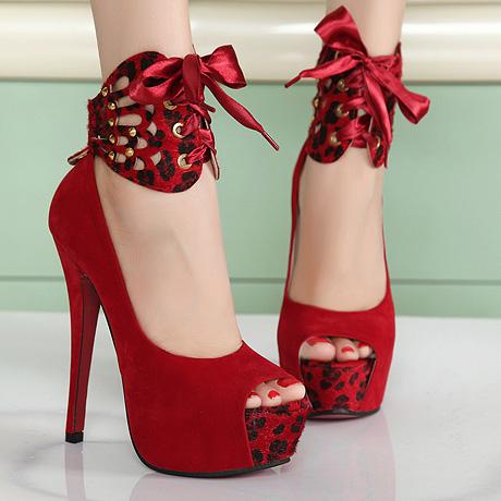 Embellished Stiletto