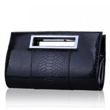 Clutch Crocodile Print