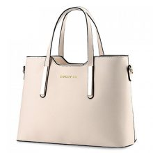 Concise Tote Bag White