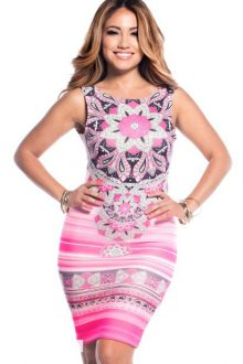 Gloria Bright Pink