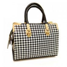 Tote Bag Houndstooth